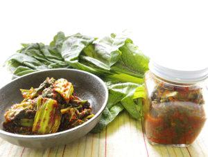 高菜キムチ